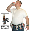 Blog mancini gift beer can belt