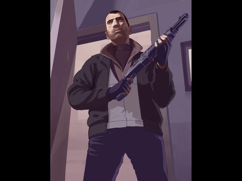 Shotgun-purple