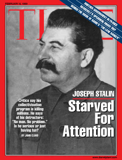 Time-stalin