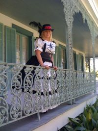 Heather at the Myrtles