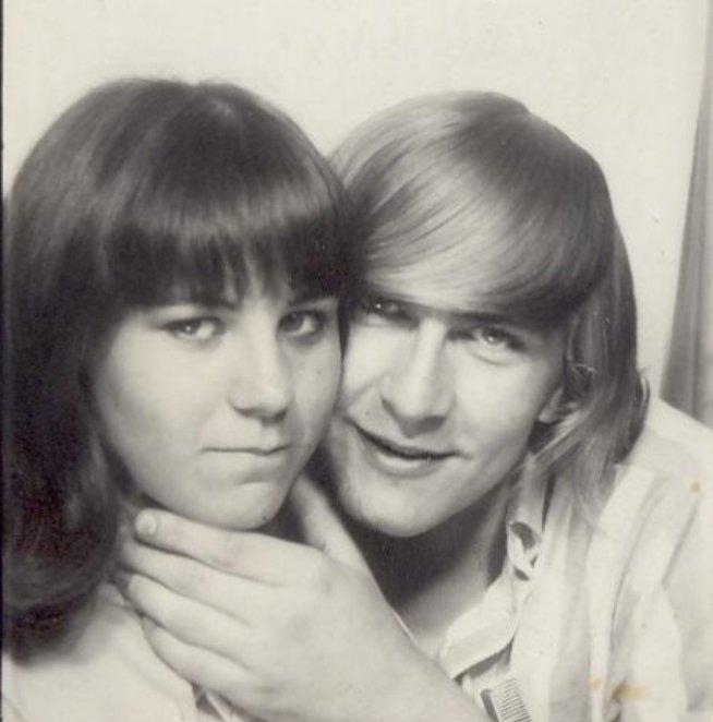 Carole and Watson 1964
