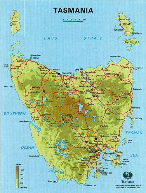 Tasmania-map2