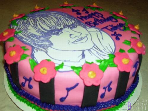 Phenomenal Justin Bieber Birthday Cake At Walmart Daedalusdrones Com Funny Birthday Cards Online Elaedamsfinfo