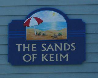 Sands of keim