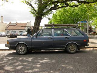 1979 Volkswagen Dasher. - 6