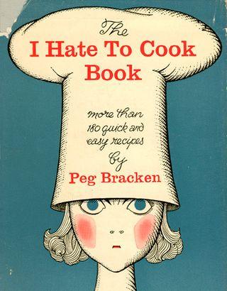 Hatetocookbook