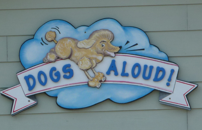 Dogs aloud