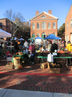 Salem Farmer's Market