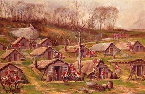 Hut-camp-of-the-17th-regiment-on-inwood-hill-nyc