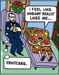 Fruitcakecomic